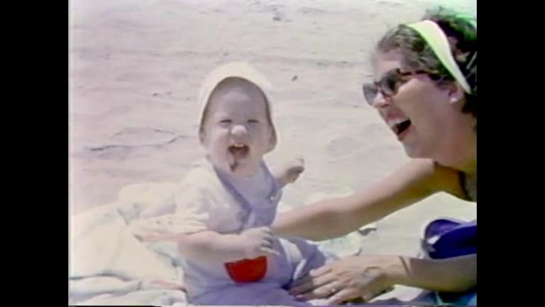 Mom & JW