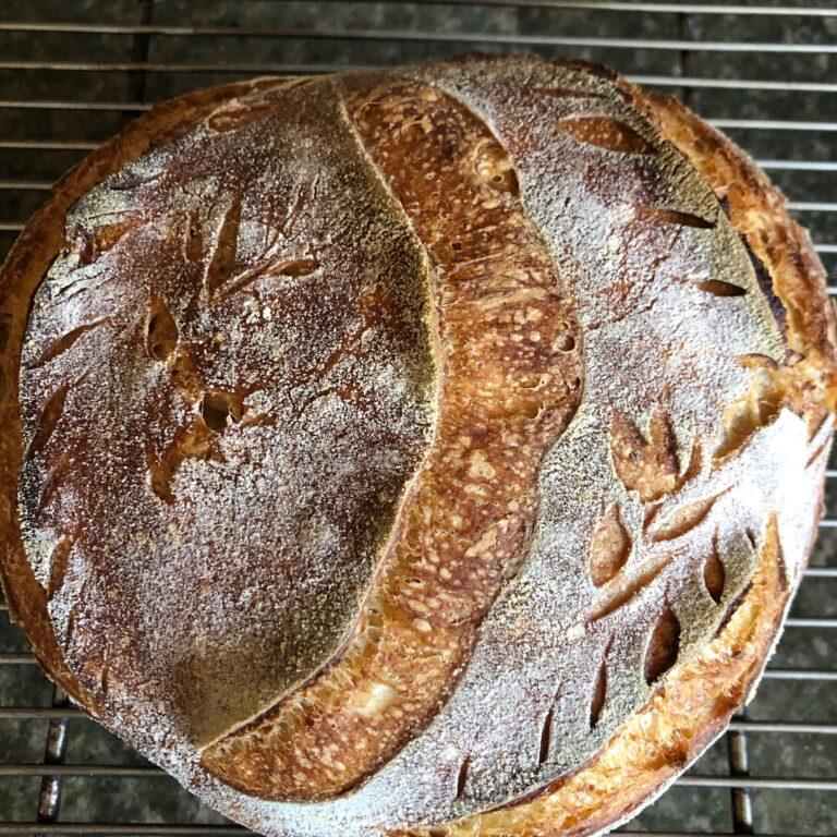 Pretty bread
